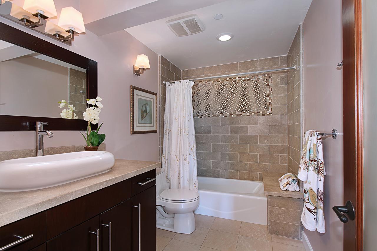 Fondos de Pantalla Diseño interior Diseño Cuarto de baño ...