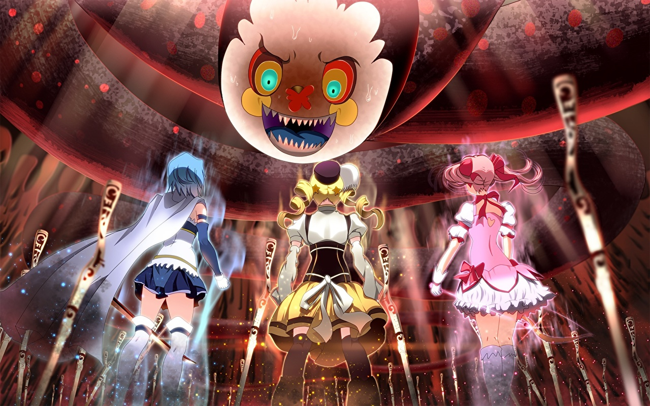 Pictures Puella Magi Madoka Magica Anime