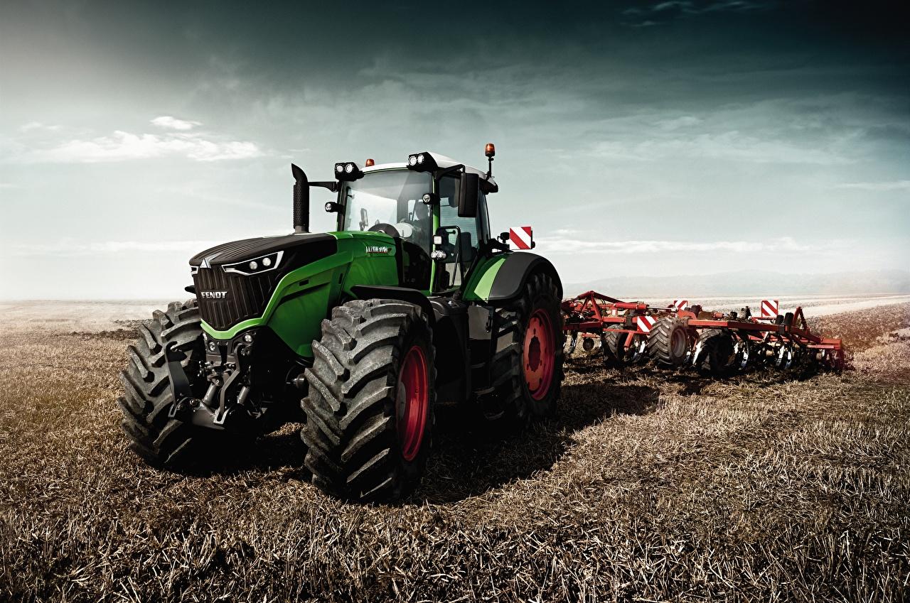 Fotos Landwirtschaftlichen Maschinen Traktor 2015-17 Fendt 1050 Vario Worldwide Felder traktoren Acker