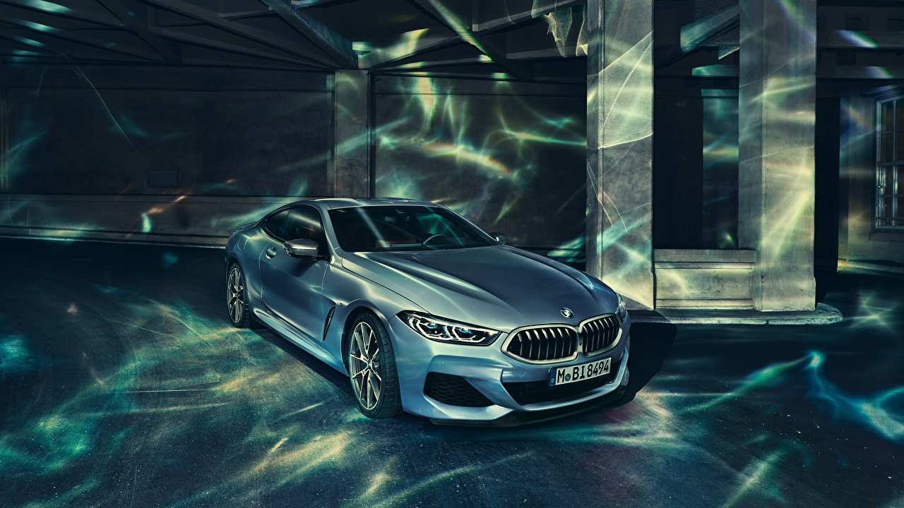 Pictures BMW 2018 8-Series M850i XDrive Coupe auto Cars automobile