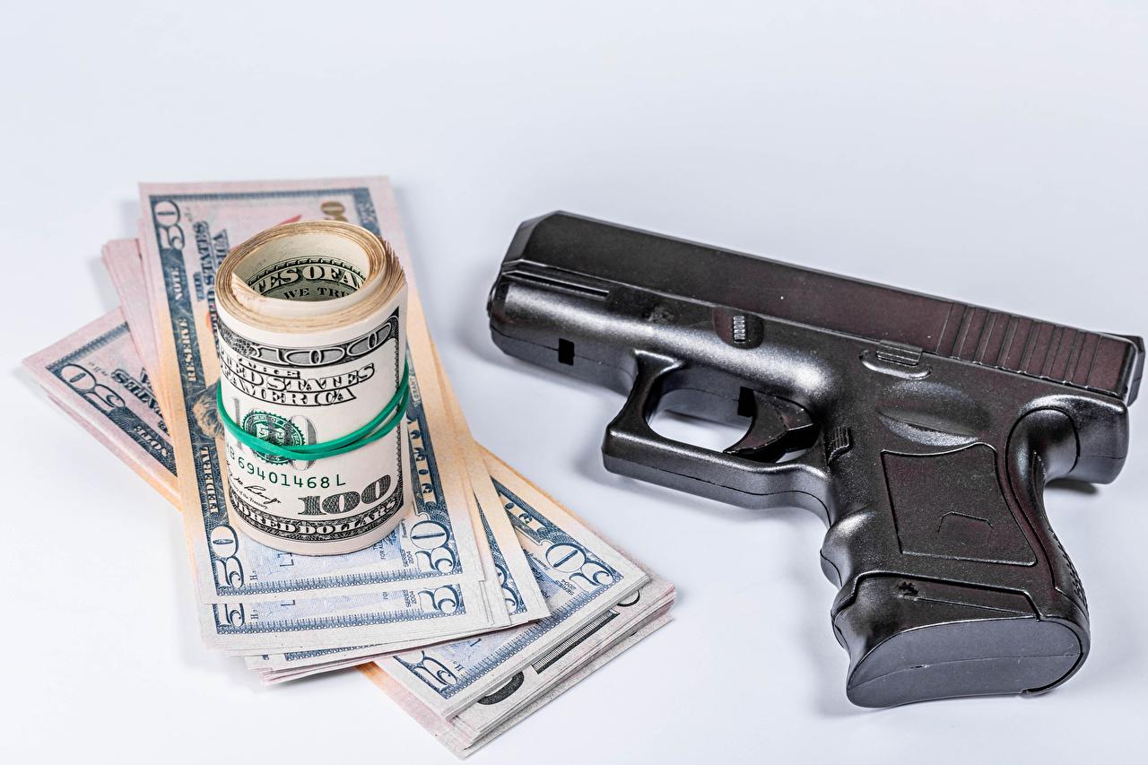 Обои пистолет. Разное foto 17