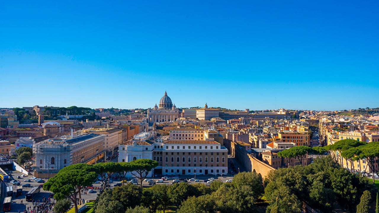 Bilder Rom Italien Haus Städte Gebäude