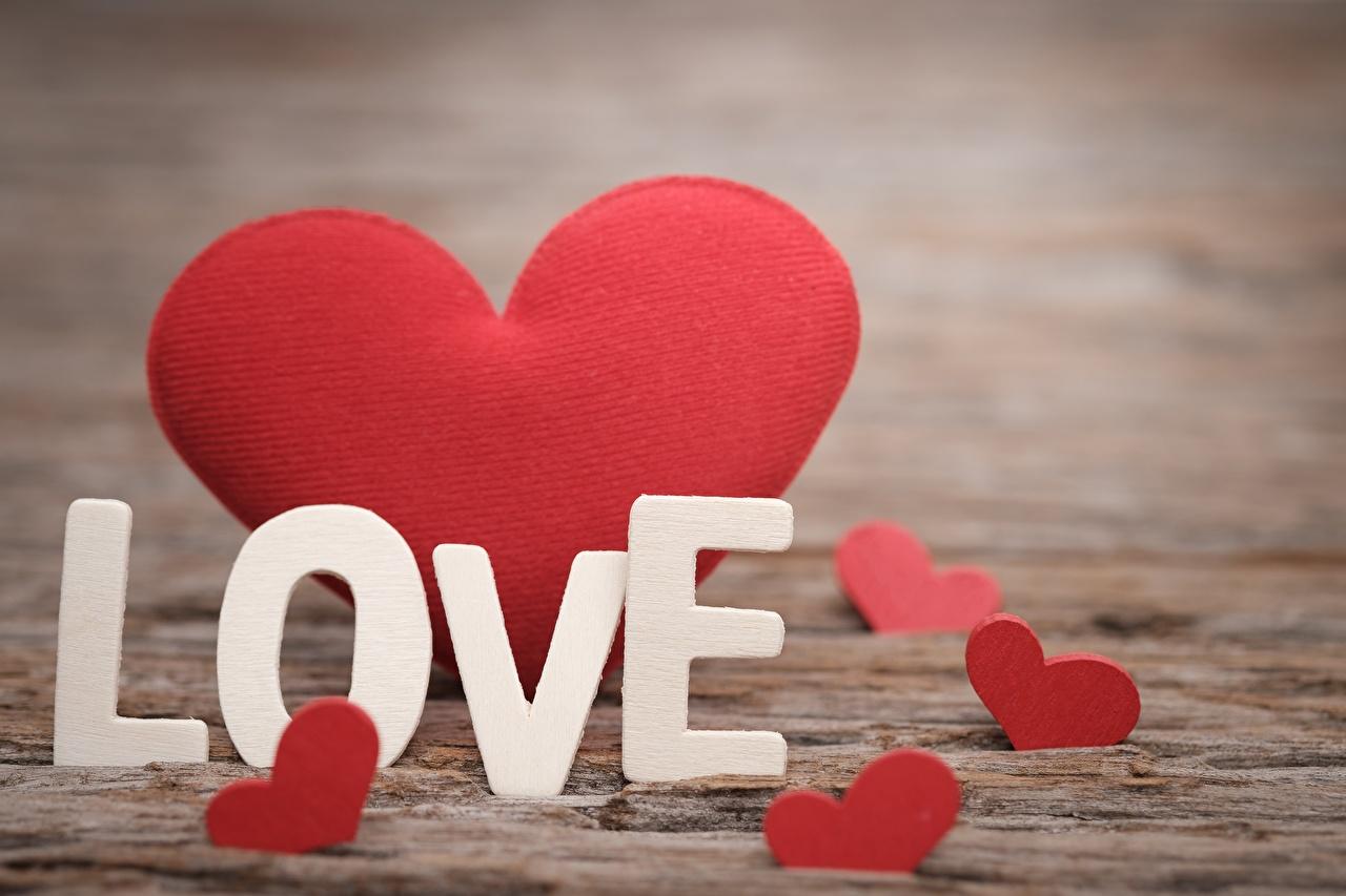 Wallpaper English Heart Love Word - Lettering