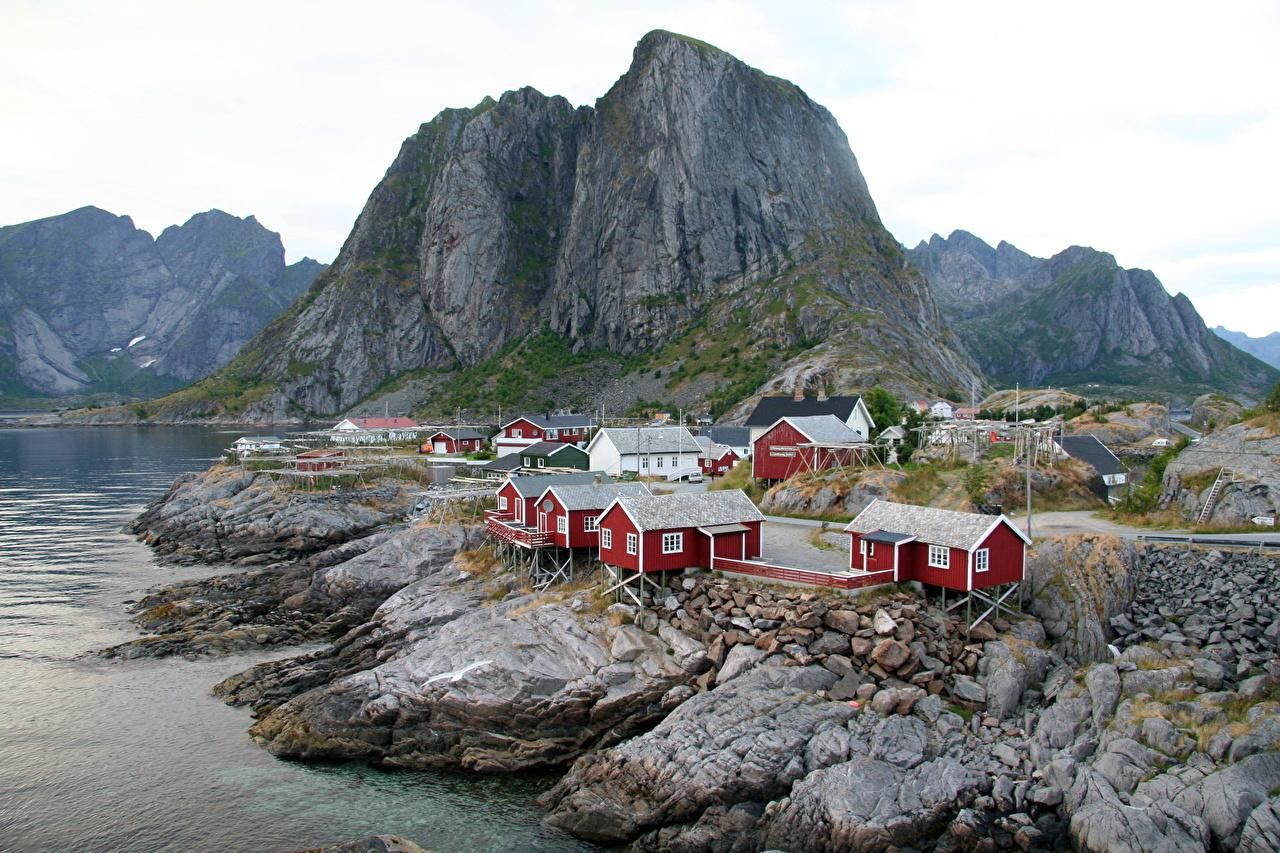 Foto Norwegen Städte