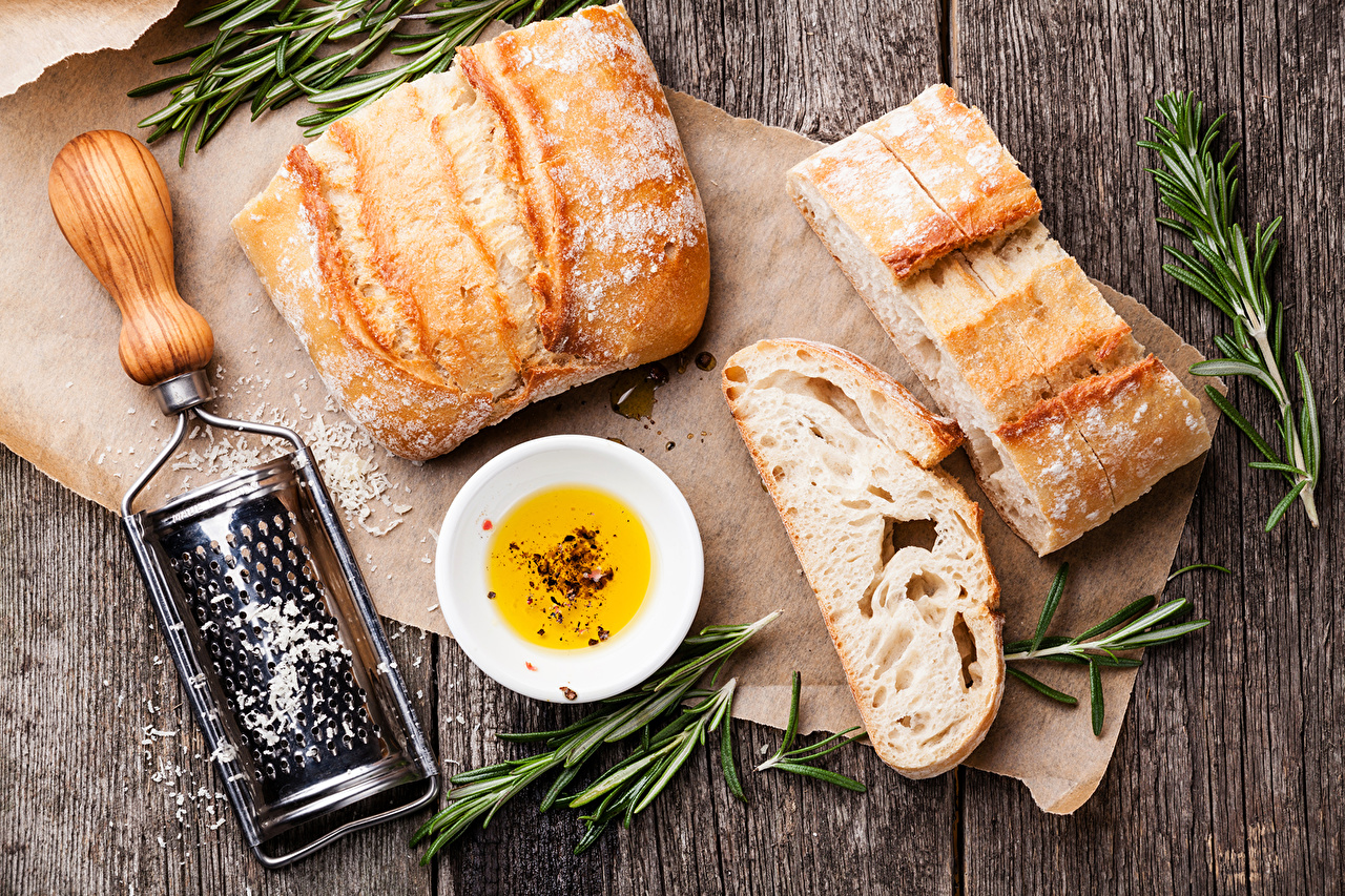 Pictures Bread Food Spices Cutting board Still-life Seasoning