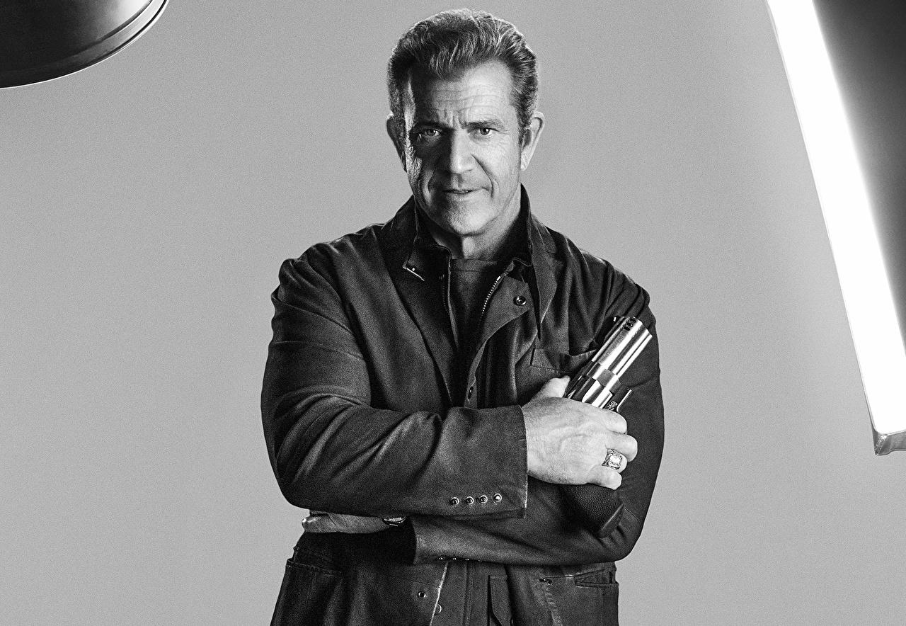 zdjęcie Niezniszczalni Mel Gibson Mężczyźni Conrad Stonebanks film Celebryci mężczyzna Filmy