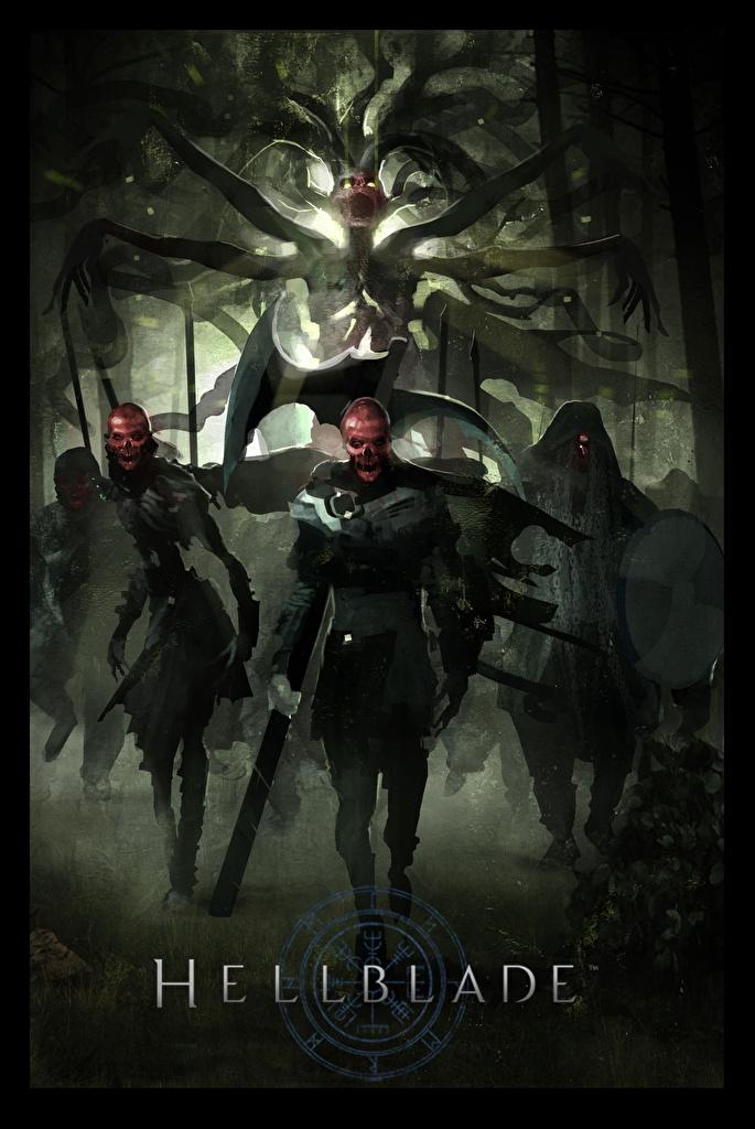 Fondos De Pantalla Monstruos Hellblade Senuas Sacrifice