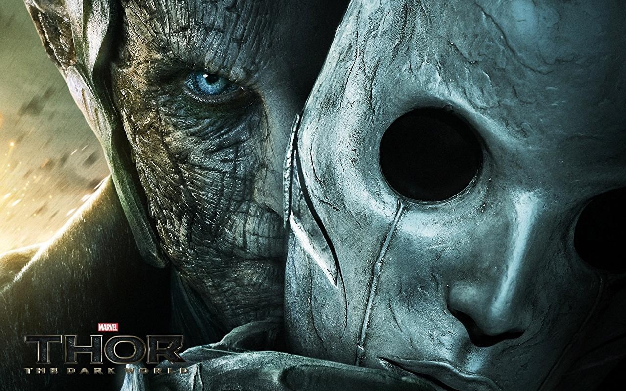 Desktop Wallpapers Thor Thor: The Dark World film Masks Movies