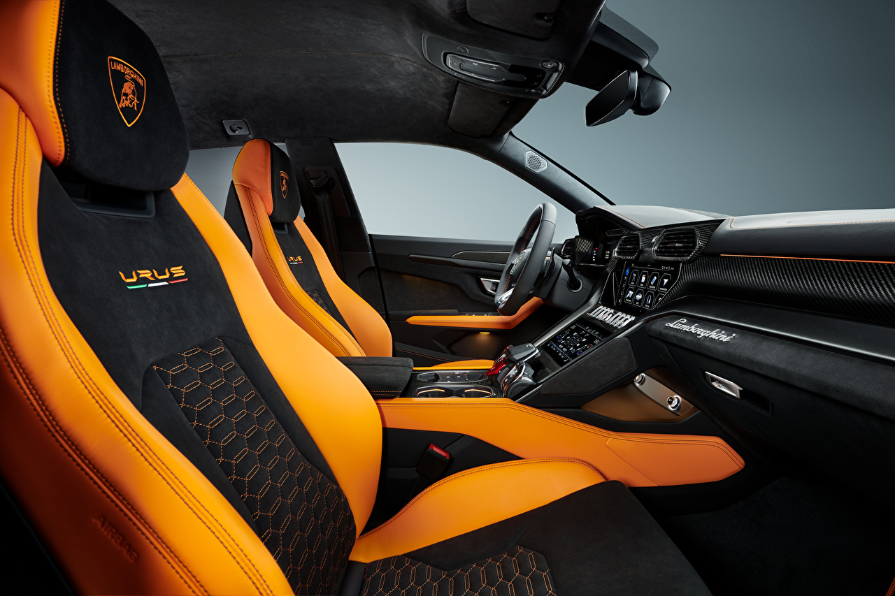 Bilder Salons Lamborghini Urus, Pearl Capsule, 2020 auto Autos automobil
