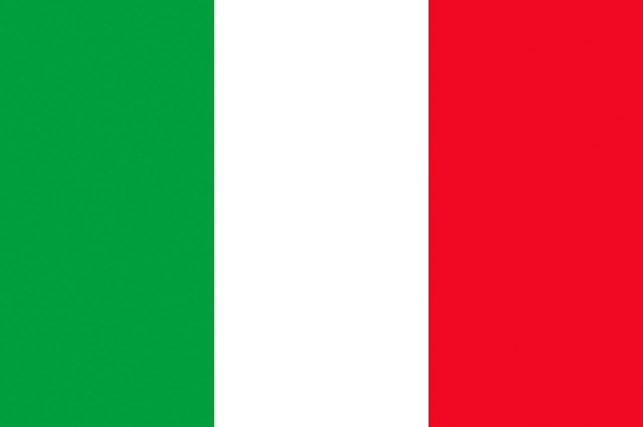 Fondos de Pantalla Italia Bandera Tiras descargar imagenes
