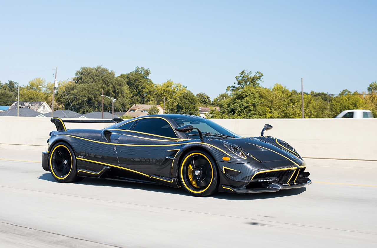 Picture Pagani Carbon fiber 2016-18 Huayra BC auto reinforced polymer plastic Cars automobile