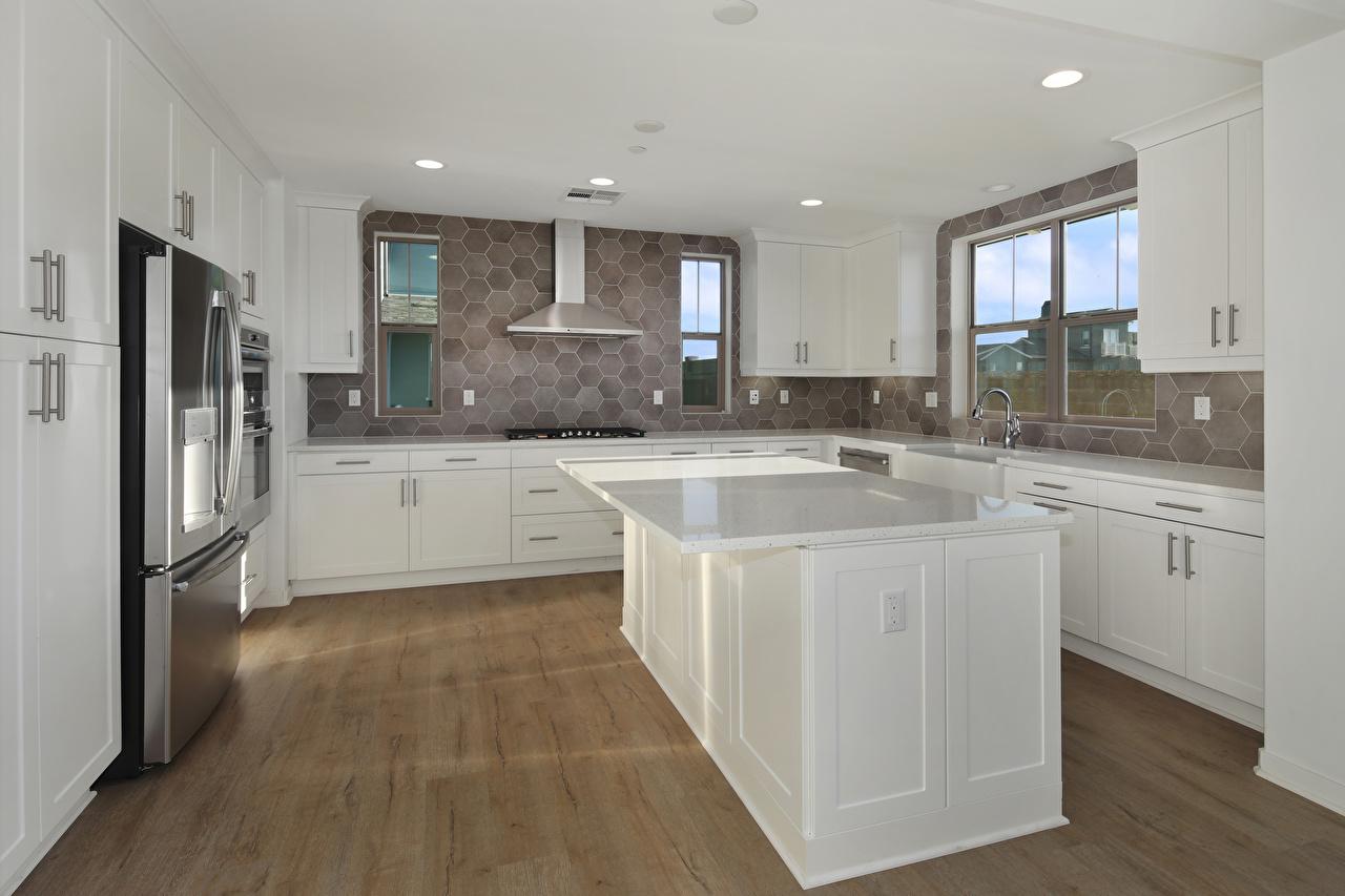 Image Kitchen Interior Table Design
