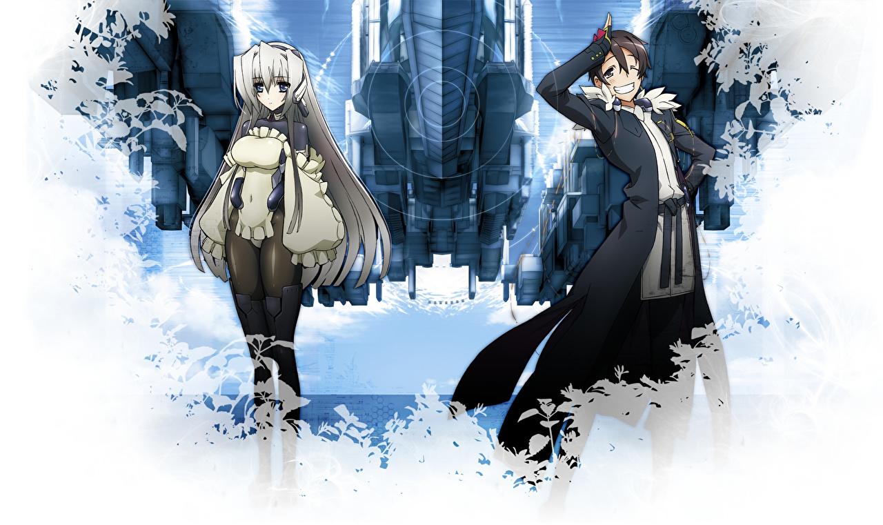Picture Kyoukai Senjou No Horizon Anime