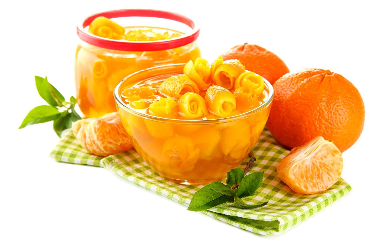 Bilder Warenje Mandarine Einweckglas Lebensmittel Zitrusfrüchte Powidl Konfitüre Weckglas