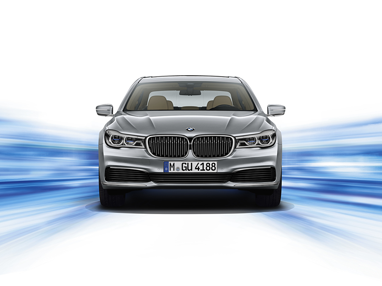Photos BMW 2015 740Le G12, Cars Front auto automobile