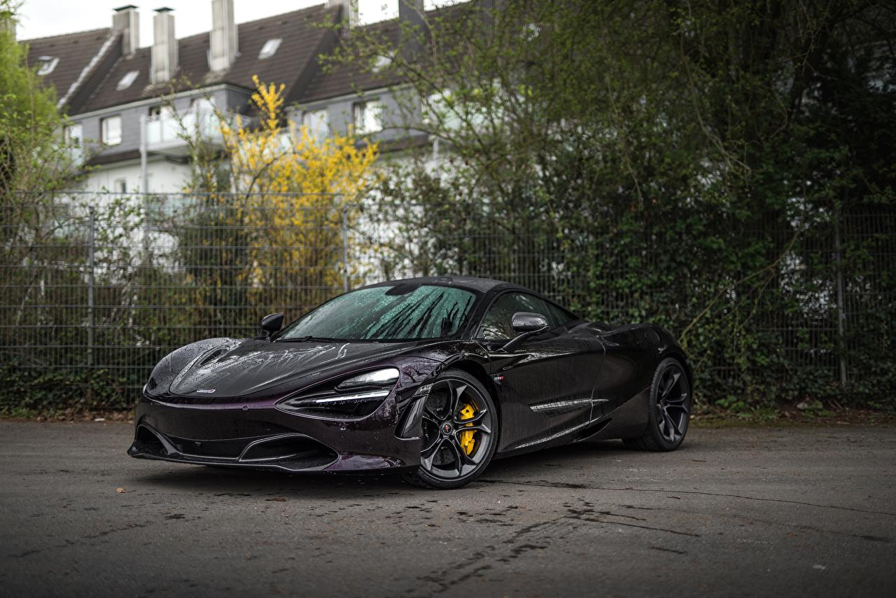 Image 2018-20 Manhart McLaren 720S Black Cars Metallic auto automobile