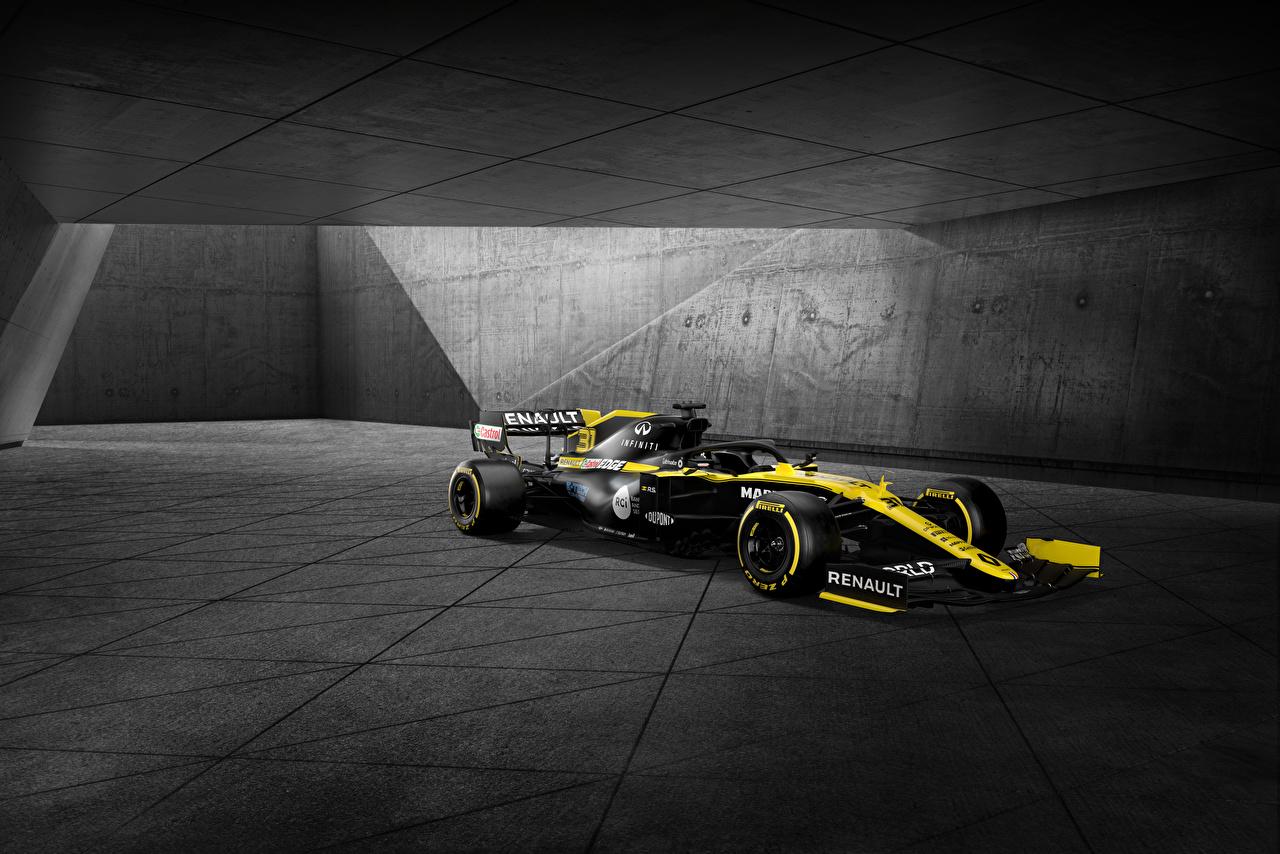 Photo Tuning 2020 Renault R.S.20 Sport Black Formula 1 Cars sports athletic auto automobile