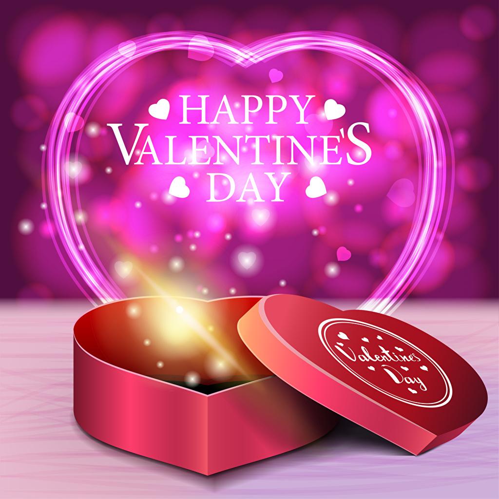 壁紙 バレンタインデー ベクタ形式 英語 単語 ハート 贈り物