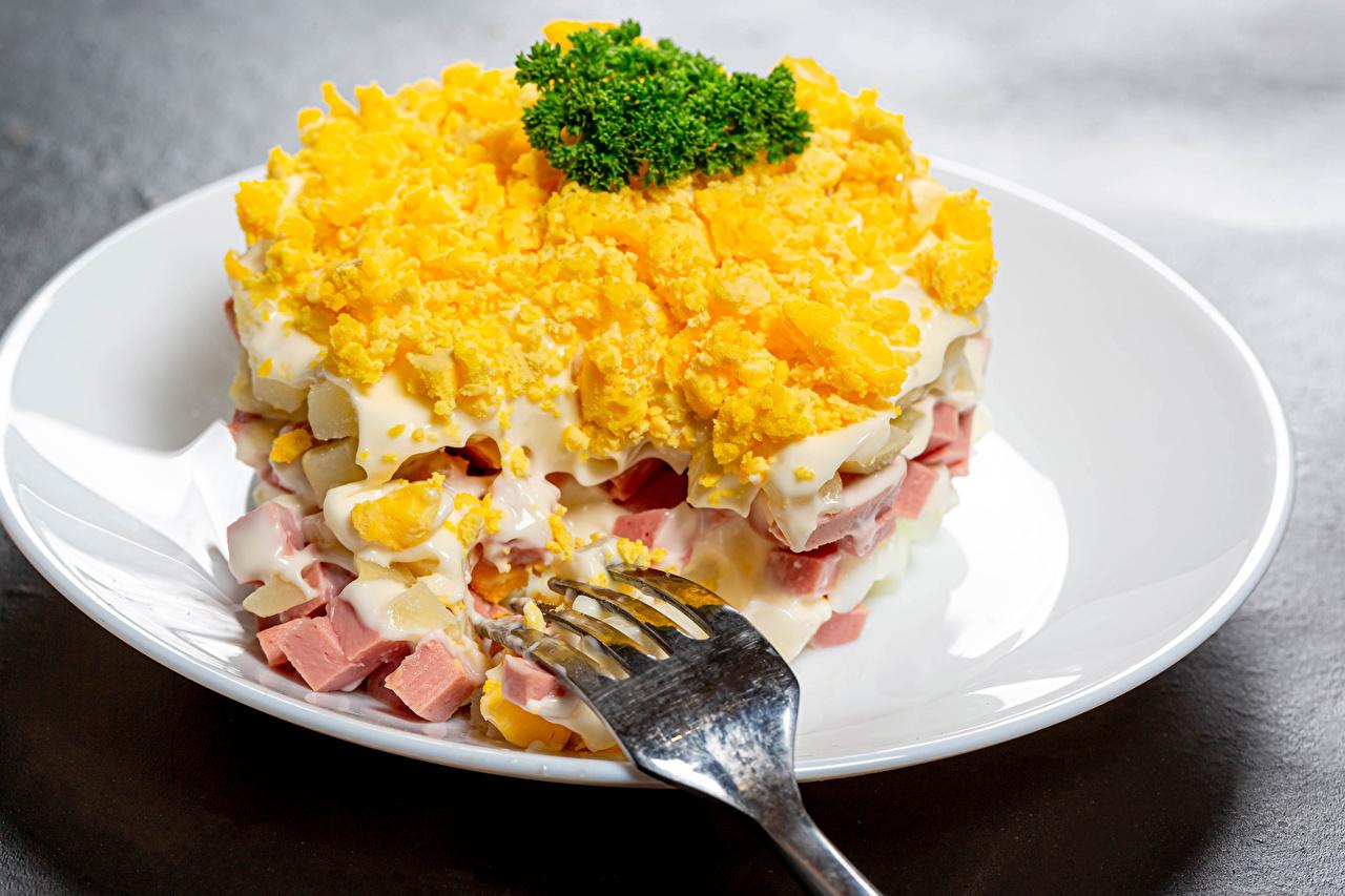Photos Food egg mayo Plate Salads Design Eggs Mayonnaise