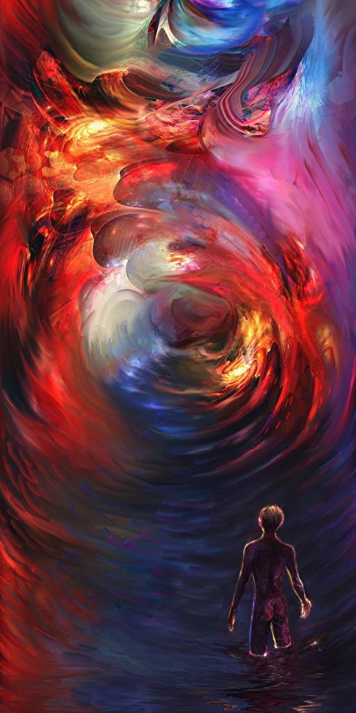 Fondos de pantalla arte abstracto