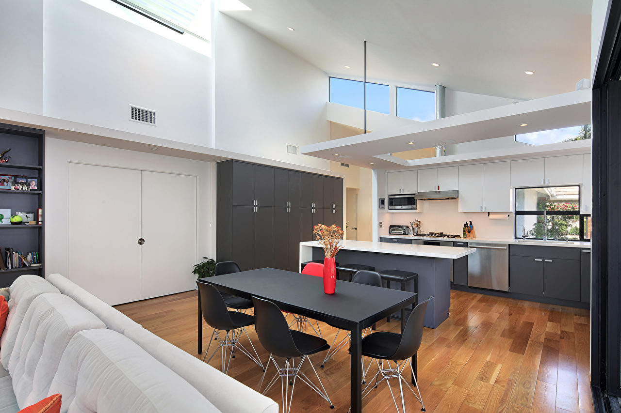 Image Kitchen Interior Table Chair Design Chairs