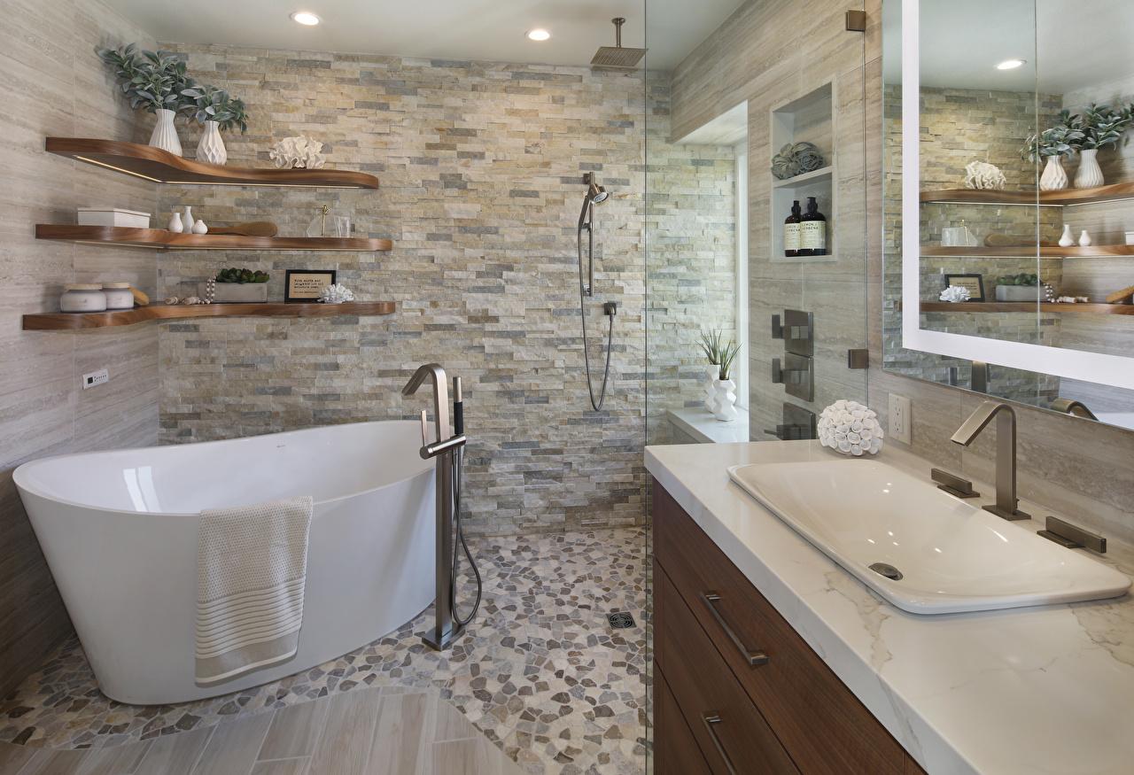 Desktop Wallpapers Bathroom Interior Design