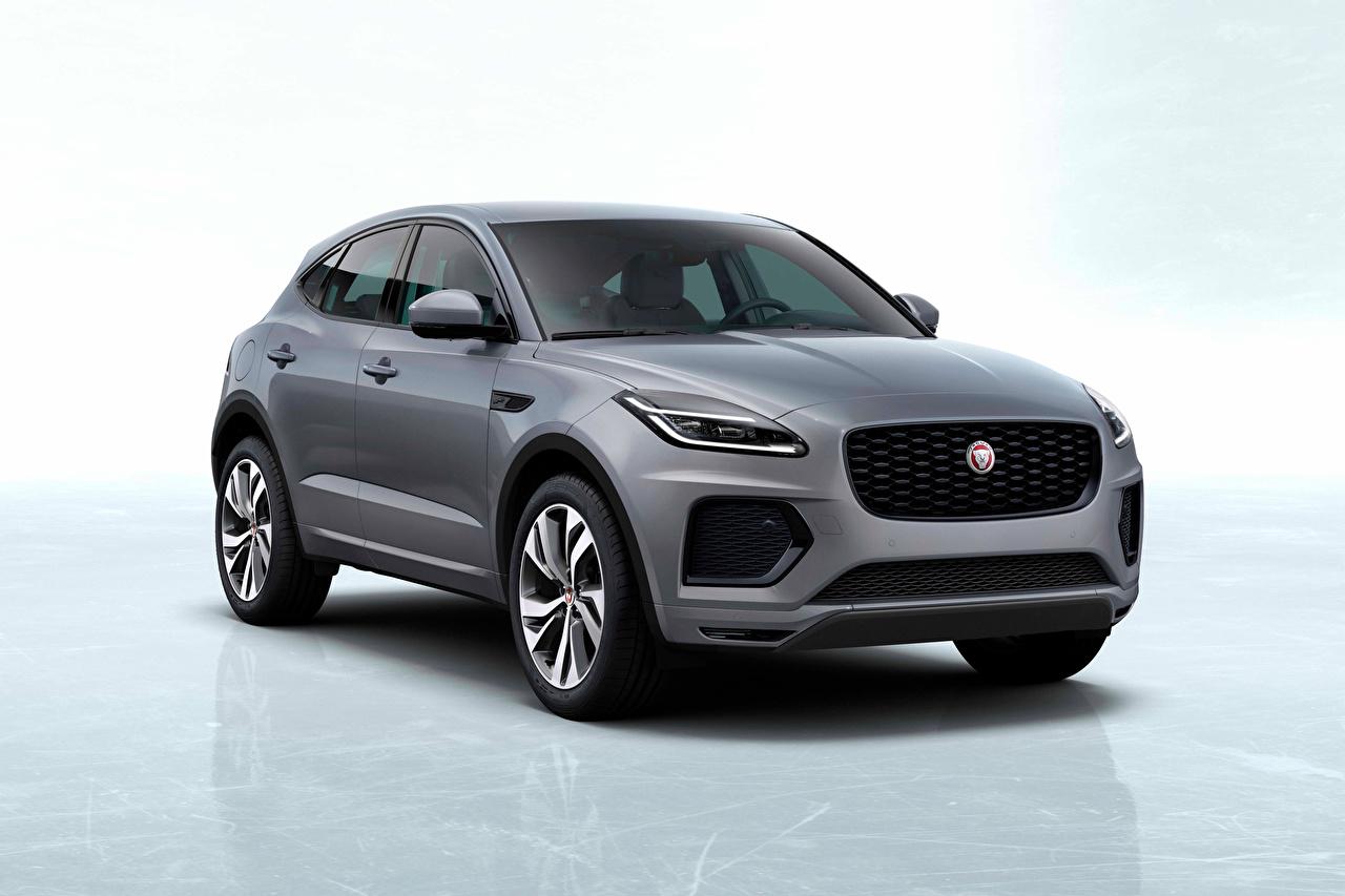 ,捷豹,E-Pace 300 Sport, (Worldwide), 2020,灰色,金屬漆,跨界休旅車,汽车,