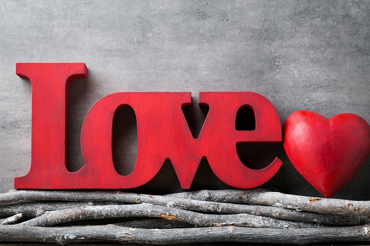 Día de San Valentín Inglés Corazón ingleses