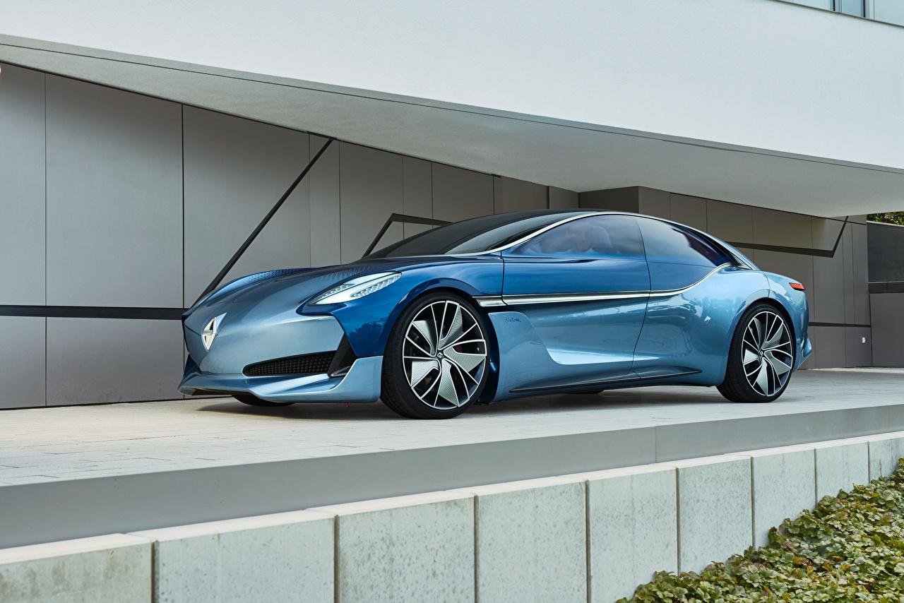 Picture 2017 Borgward Isabella Concept Light Blue automobile Cars auto