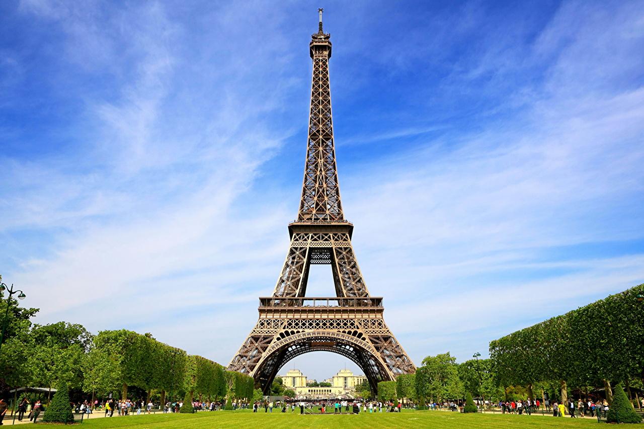 壁紙 フランス エッフェル塔 パリ 都市 ダウンロード 写真