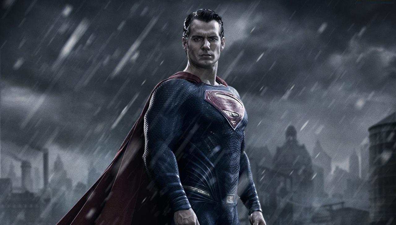 Batman v Superman: Dawn of Justice Superman Herói Chuva Homem Henry Cavill Filme Celebridade