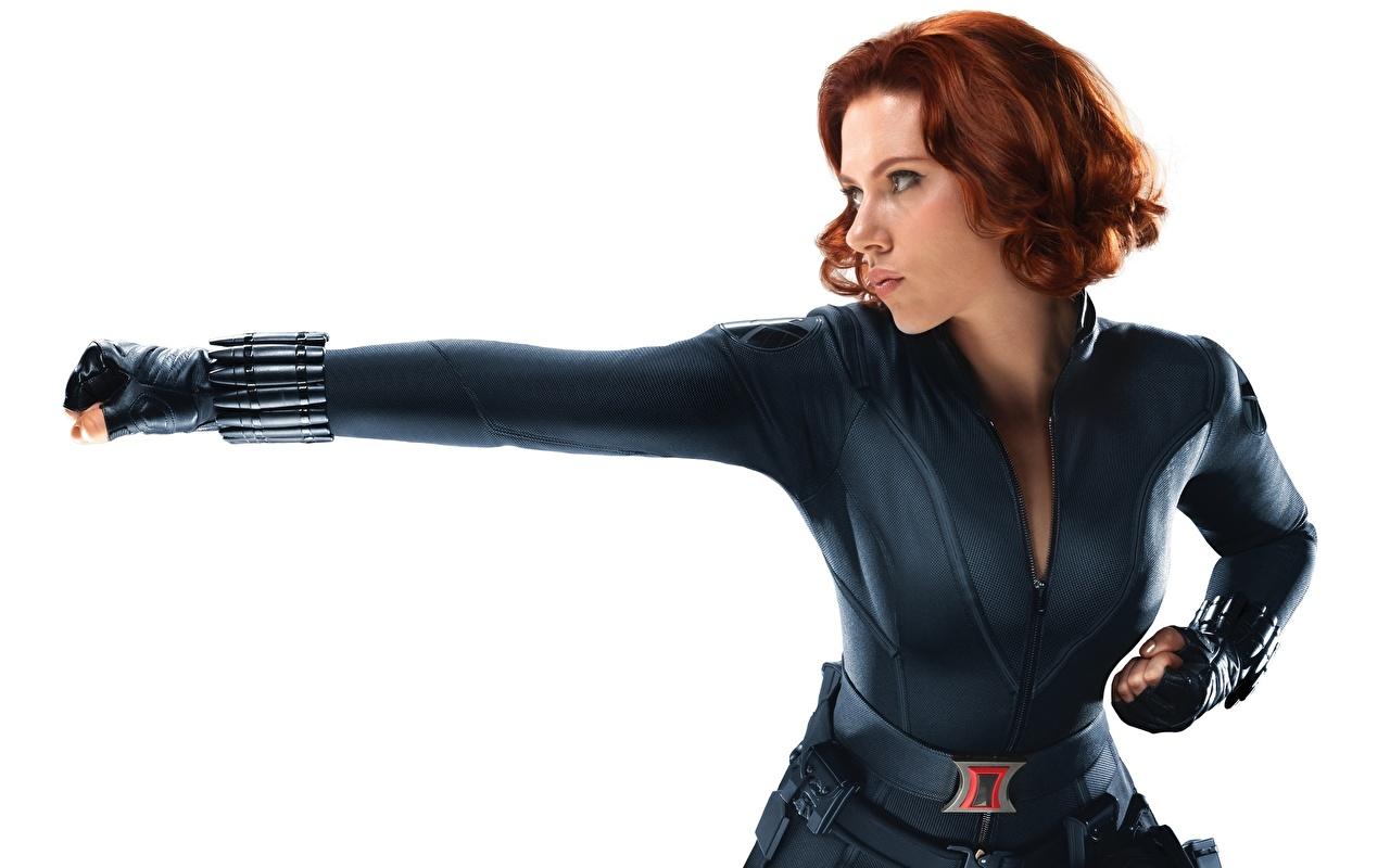 Photos The Avengers (2012 film) Scarlett Johansson BLACK WIDOW Movies film
