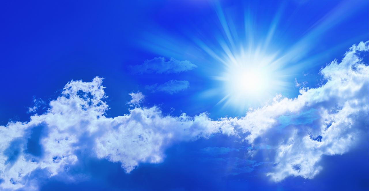 Bilder von Natur Sonne Himmel Wolke