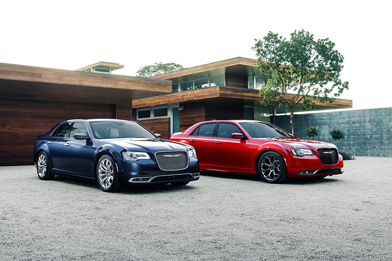 Chrysler 2015 300 C Deux Luxe Métallique voiture, automobile, chère, chères, 2 Voitures