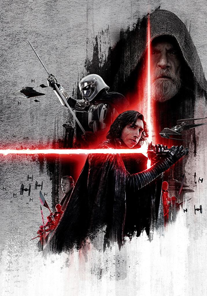 Photos Movies Star Wars The Last Jedi Lightsaber Warriors Swords