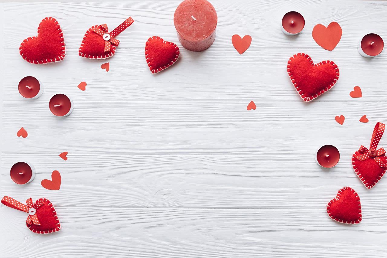 Bilder Valentinstag Herz Rot Kerzen Vorlage Grußkarte