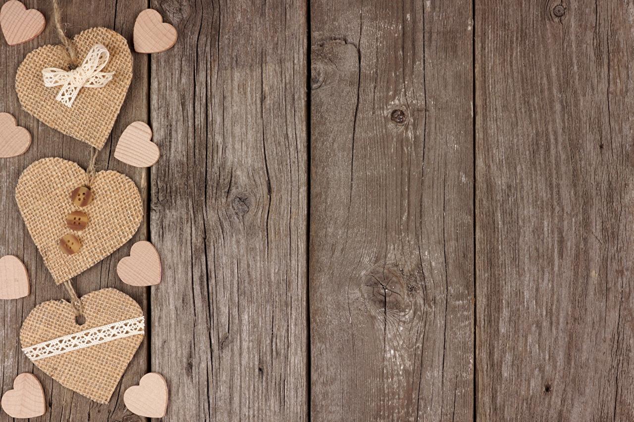 Fotos von Valentinstag Herz Vorlage Grußkarte Bretter