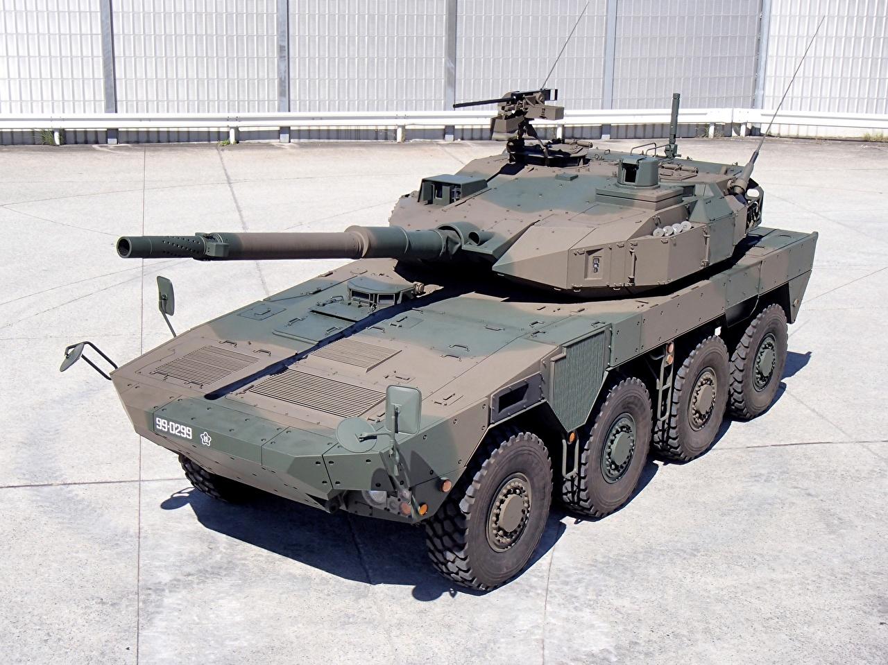 、戦闘車両、2013-18 Type 16 MCV、、陸軍、