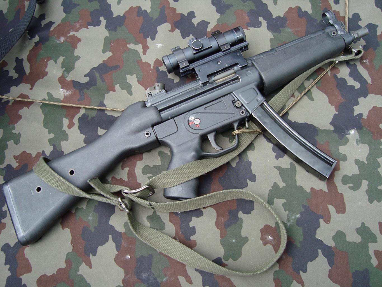 Photos Assault rifle Army military