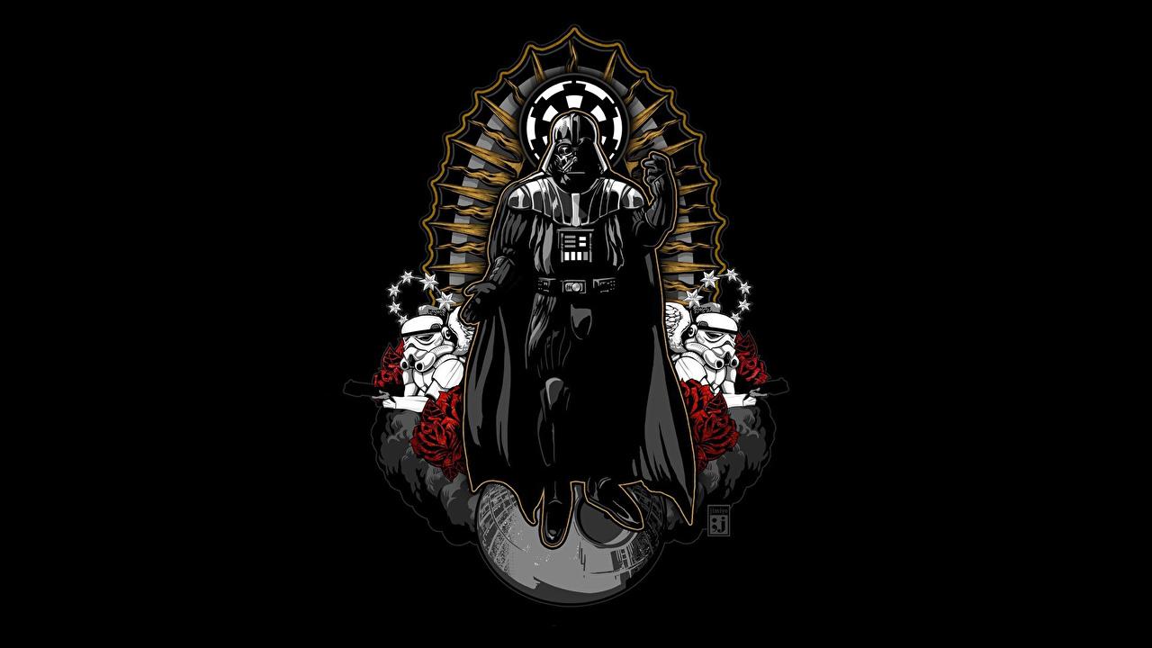 Fotos Darth Vader Star Wars  - Film Star Wars Helm Fantasy Film Spiele Umhang computerspiel