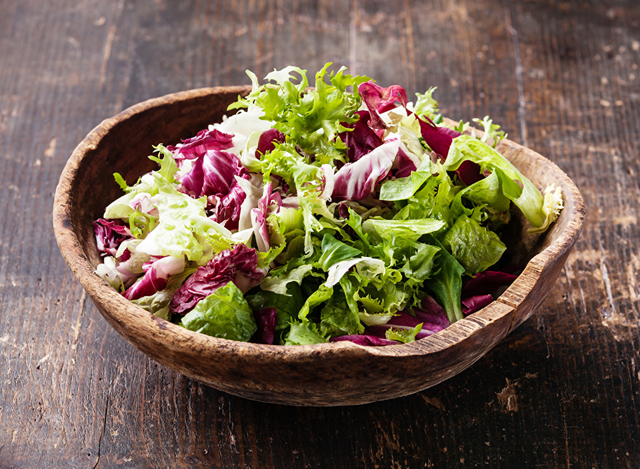 Wallpaper Food Salads Vegetables