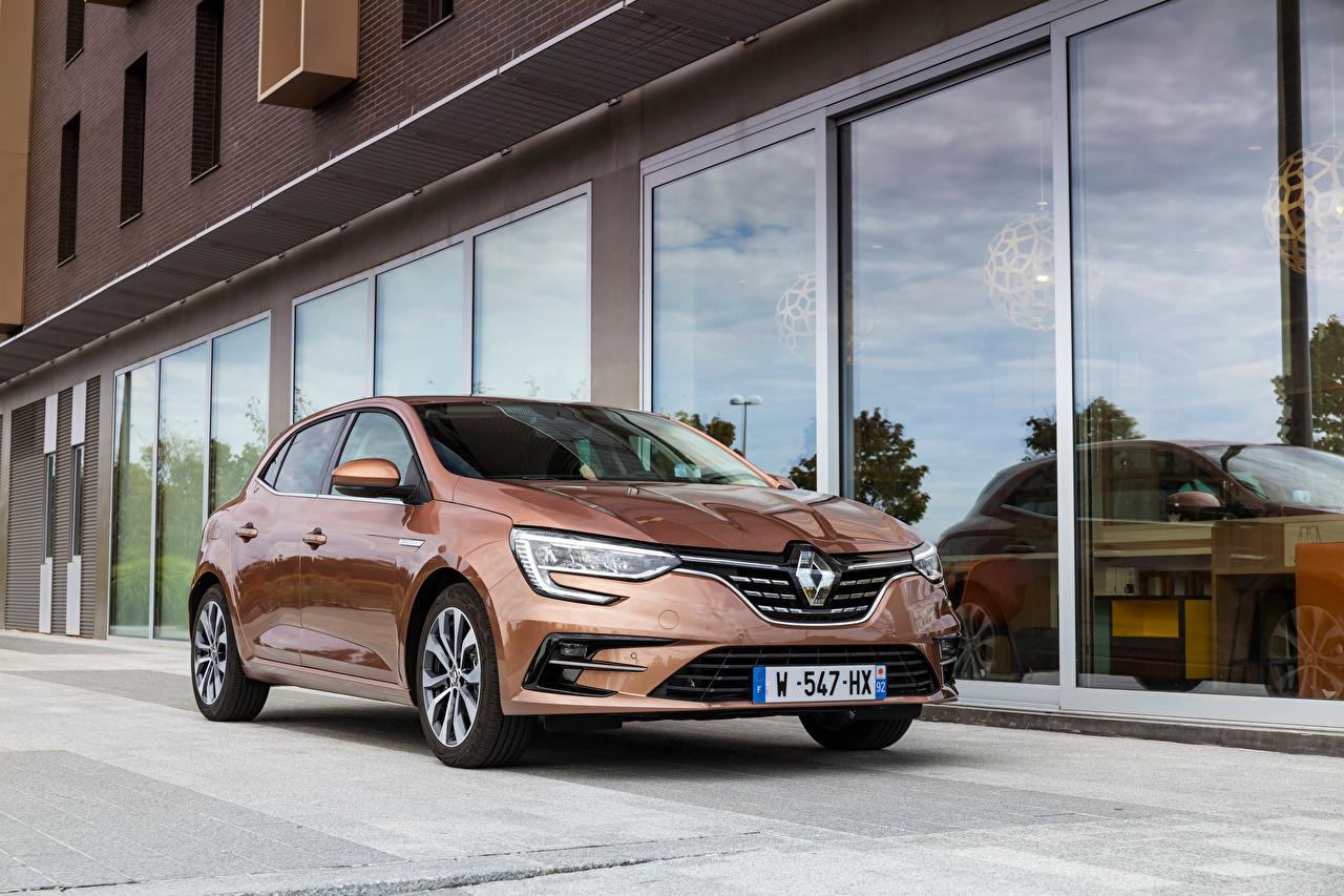 Image Renault Megane Edition One, 2020 Brown Cars Metallic auto automobile