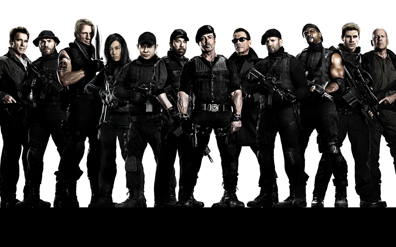 Image The Expendables 2010 Men Movies Celebrities Man film