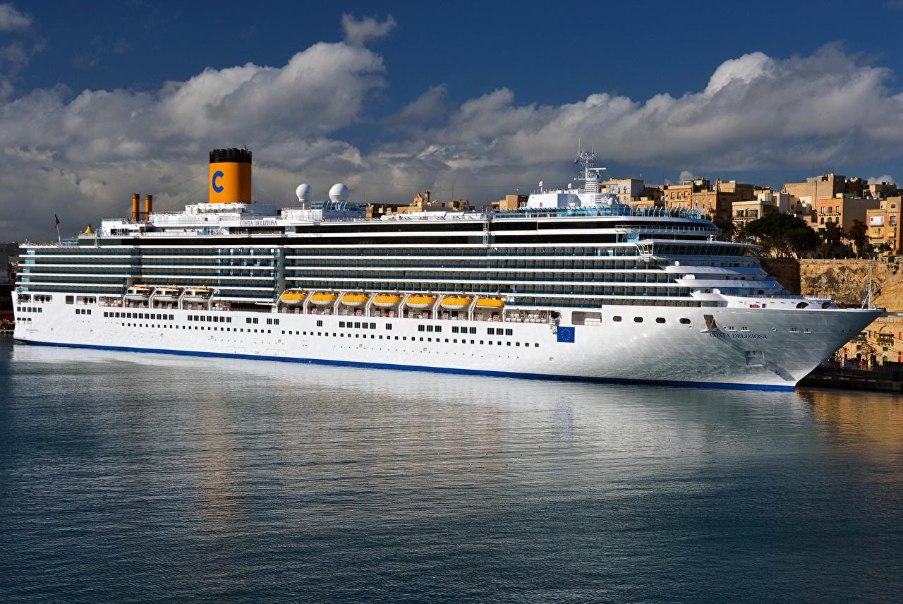 Kreuzfahrtschiff Costa