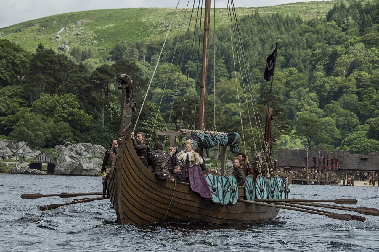 Vikingos temporada 4 - serie por Torrent | Descargar ...