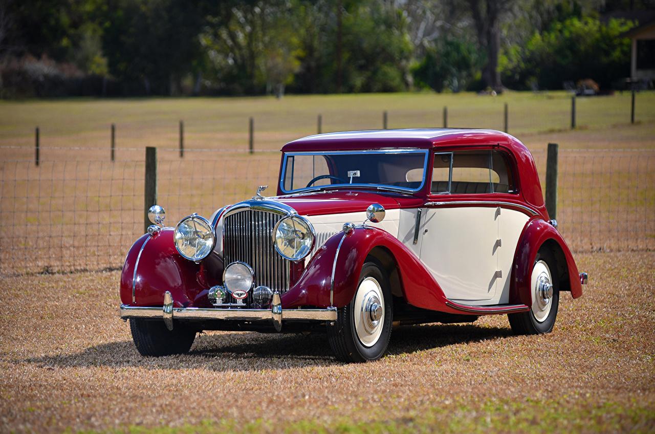 Wallpaper Bentley vintage Metallic automobile Retro antique Cars auto