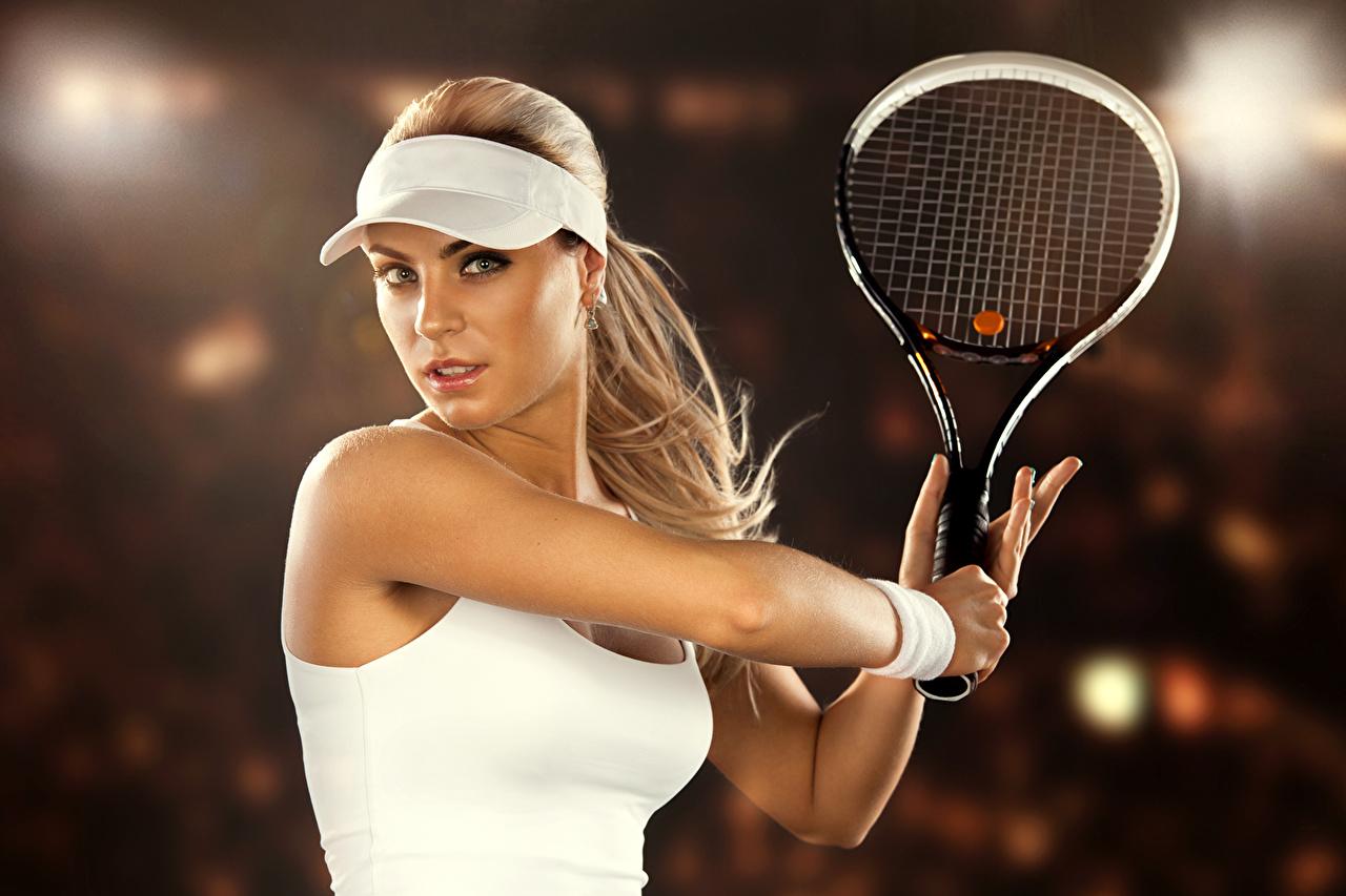 Fondos de pantalla tenis mujeres