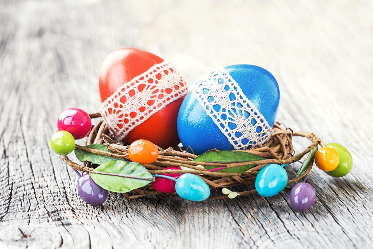 、復活祭、クローズアップ、卵、、
