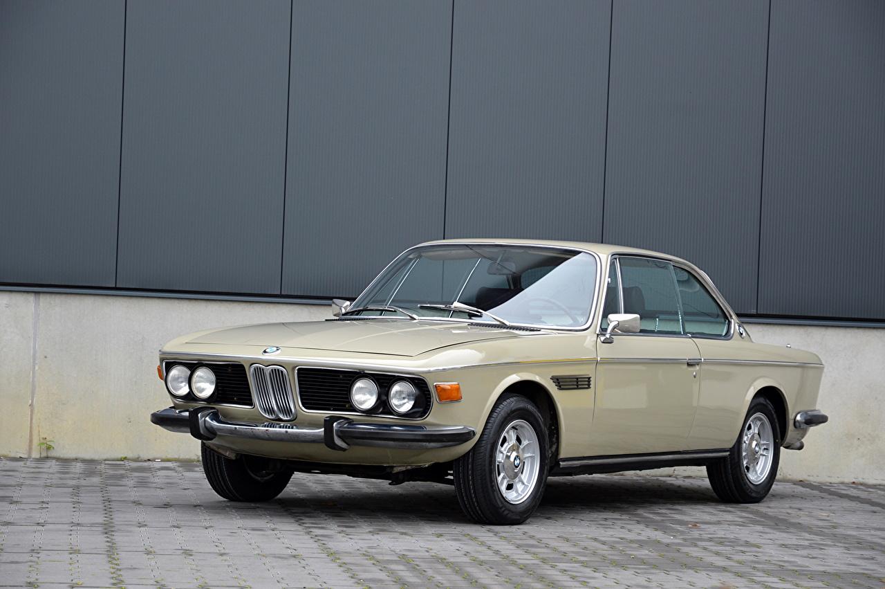 Images 1968-1971 BMW 2800 CS (E9) antique automobile Retro vintage Cars auto