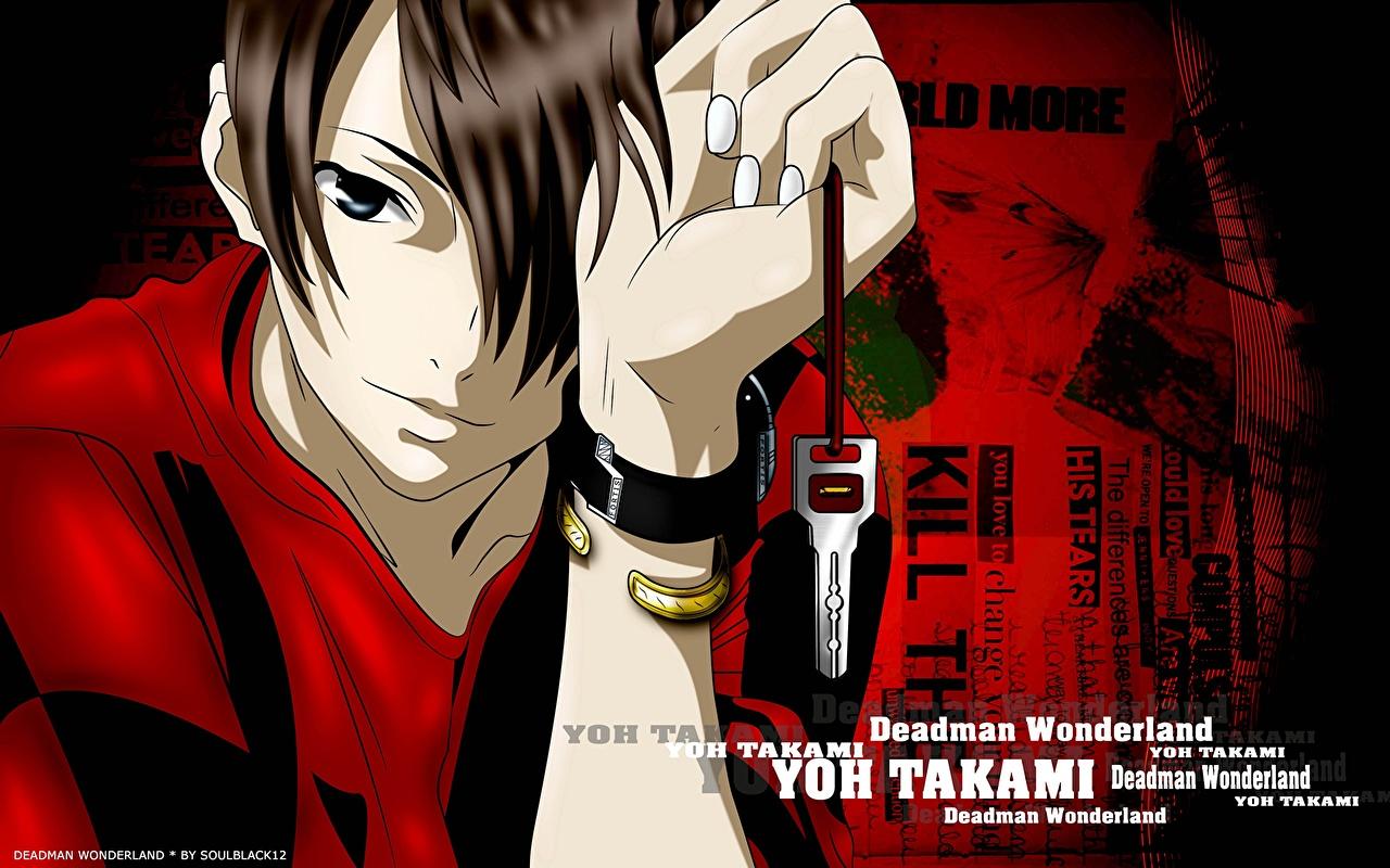 Fondos De Pantalla Deadman Wonderland Anime Descargar Imagenes